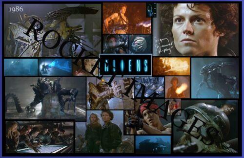 Aliens 1986!!! Custom Movie Poster 11x17 Buy 2 Posters Get 3rd FREE!!!