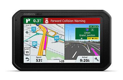"Garmin DezlCam 785LMT 7"" GPS Truck Navigator w/Built-in Dash Cam 010-01856-00"