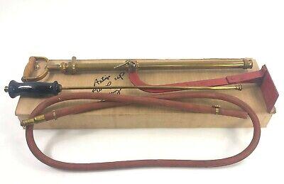 Vintage PRIMUS Sweden Solid Brass Gard Pump Sprayer