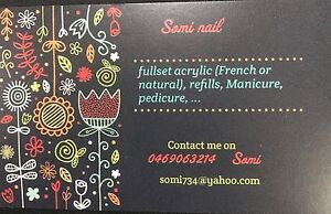 Somi nail technician Royston Park Norwood Area Preview