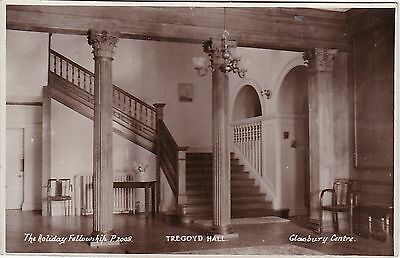Hall & Staircase, Tregoyd Hall, GLASBURY ON WYE, Breconshire RP