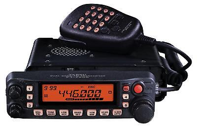 Yaesu FT-7900R Field Programmable VHF/UHF 137-174/420-470MHz Mobile TwoWay Radio
