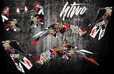 QUADZILLA 450 SPORT GRAPHIC KIT STICKERS DECALS QUAD GRAPHICS DECAL ATV GRAPHICS for sale  Shipping to Ireland
