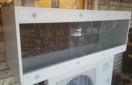 Custom Made Reptile Enclosures