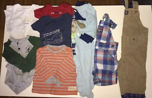 Baby Boys 9 Month Clothing Lot