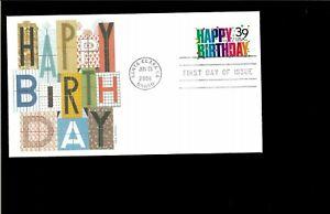 2006-FDC-Happy-Birthday-Santa-Clara-CA