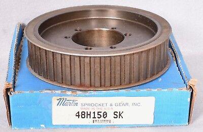 Martin Sprocket Gear 48h150 Sk Timing Belt Pulley