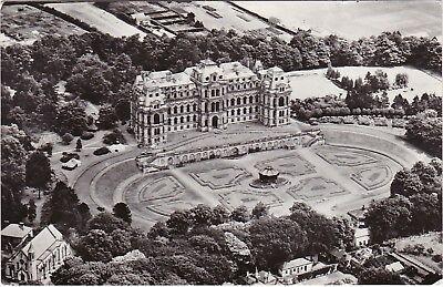 Aerial View, Bowes Museum & Park, BARNARD CASTLE, County Durham RP