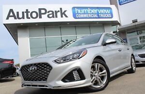 2018 Hyundai Sonata 2.4 Sport SUNROOF- 2.4L SPORT - HEATED LE...
