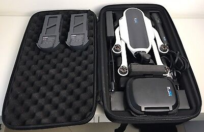 GoPro Karma with Harness for GoPro Hero 5+ Black with Extra Battery