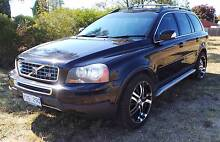 Luxury 7 Seater V8 Volvo XC90 Wagon Giralang Belconnen Area Preview