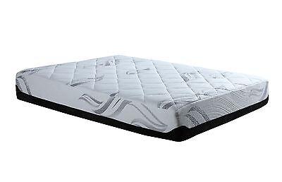 "Swiss Ortho Sleep 13"" High-Density Latex Mattress w/Bamboo Cover - Size: Twin"