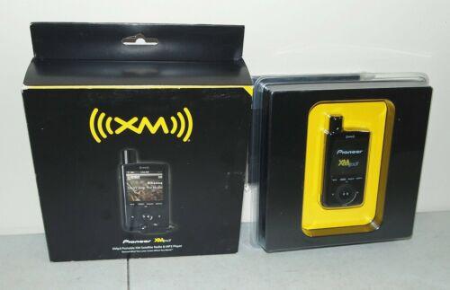 New!! Vtg PIONEER #GEX-XMP3  Portable XM Satellite Radio Receiver & Home Kit