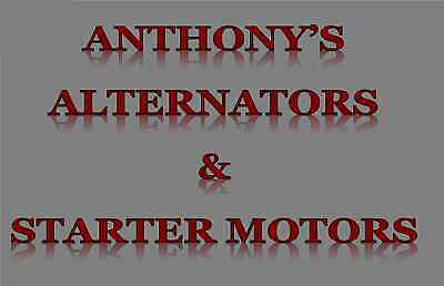 Anthonys Alternators Starter Motors