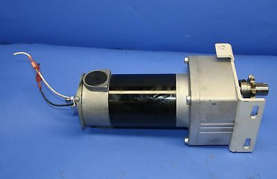 (1) Used Bodine Electric Company 33A5FEPM-E3 Gearmotor 16762