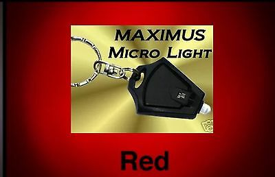 Astronomy RED LED *5 Pack* Stargazing Night Vision Aviation Photon Beam
