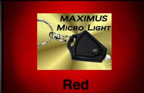 Astronomy Micro Light RED LED Stargazing Preserves Night Vision Photon Emitting