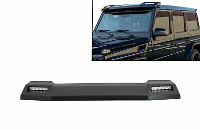 LED Vorderdachspoiler fur MERCEDES Benz G-Klasse W463 1989+ 6x6 Look