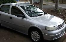2000 Holden Astra Hatchback Westmead Parramatta Area Preview