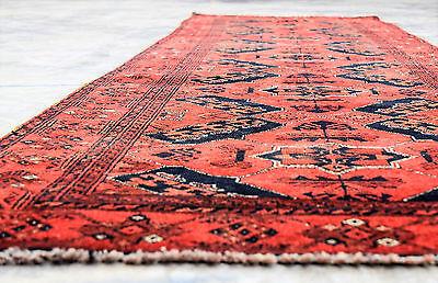 Vintage Persian SHIRAZ QASHGHAI 2'.6