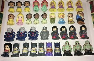 Ooshies-  Disney  Princess, Marvel 1 & 2, Cars and DC Beverly Hills Hurstville Area Preview