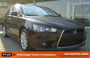 2015 Mitsubishi Lancer SE Sask Tax Paid, Sunroof, Bluetooth,...
