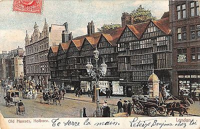 BR79497 old houses holborn chariot  london  uk