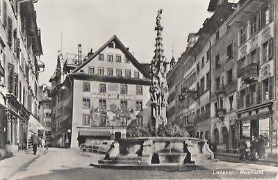 AK Luzern. Weinmarkt