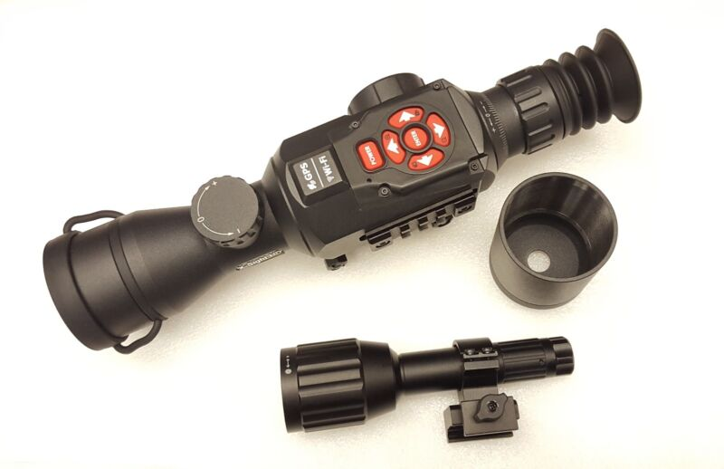 ATN X-Sight II 3-14x Smart Day/Night Hunting Rifle Scope HD Video - DGWSXS314Z