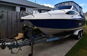 2007 Whittley CR2080 with 90HP Honda 4 stroke outboard Beerwah Caloundra Area Preview