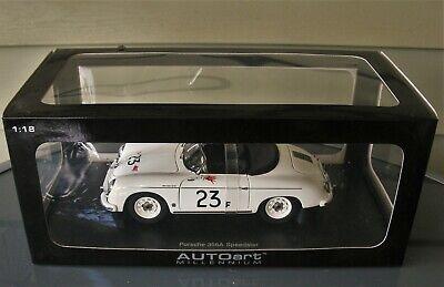 1:18 Autoart Millennium Porsche 356A Speedster James Dean 77865