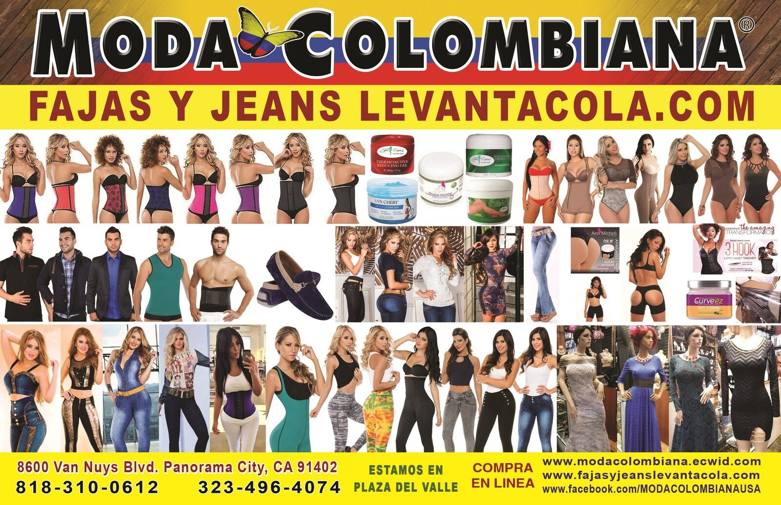 MODA COLOMBIANA USA