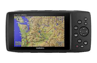 Garmin GPSMAP 276Cx All-terrain GPS Navigator Advanced Mapping 010-01607-00