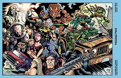 Teenage Mutant Ninja Turtle Limited Art Print (Signed)