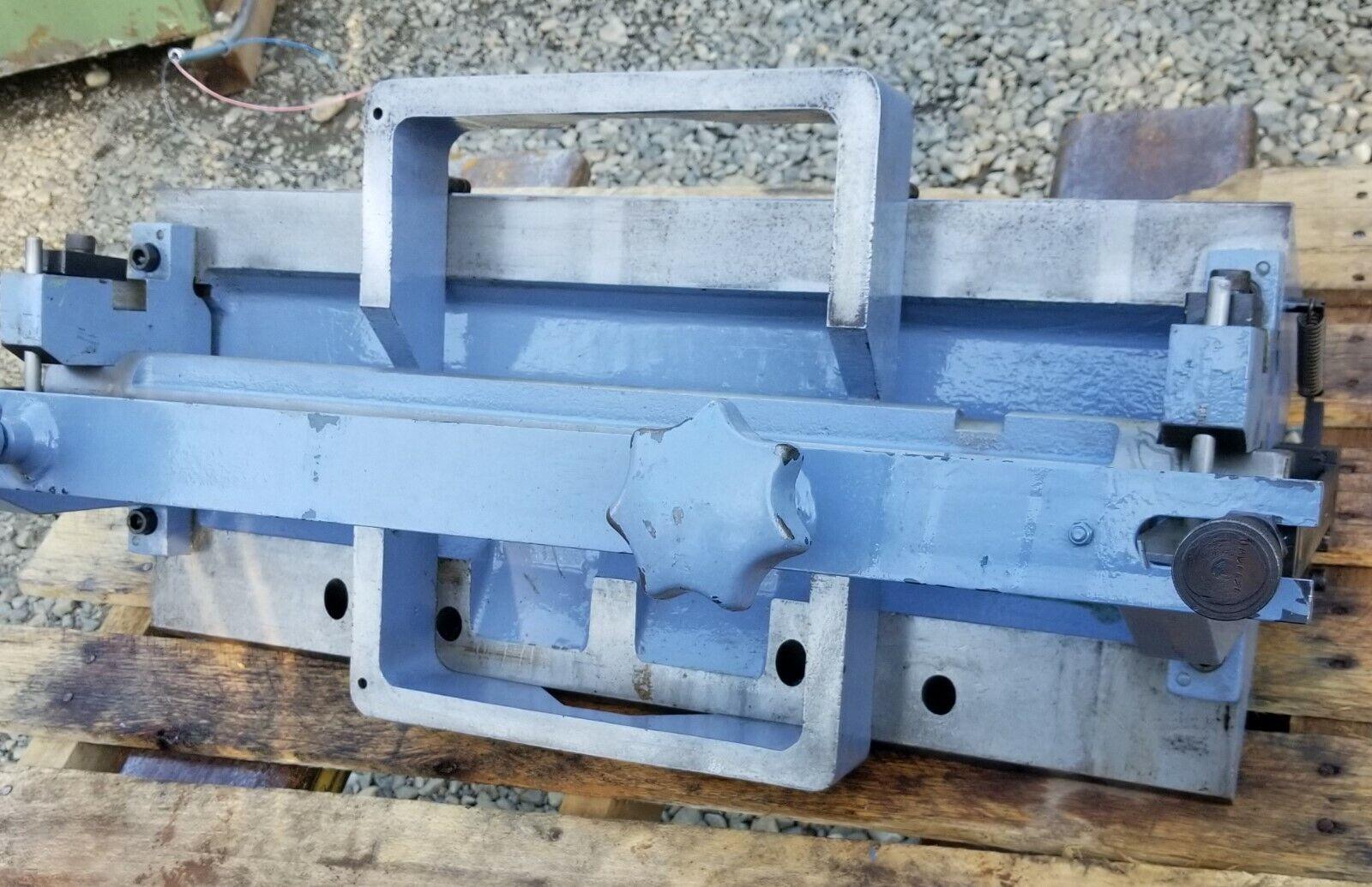 Photo Berco V6 V8  Block Boring Fixture NT Rottler NT  Sunnen AC160 AC800 ACP155