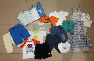 Boys baby clothing size 000 bulk second hand Eatons Hill Pine Rivers Area Preview