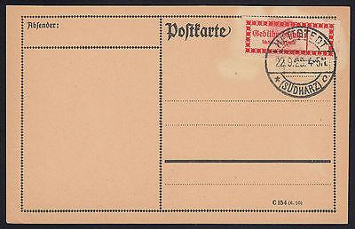 Deutsche Lokalausgabe Halle (Saale) Mi.Nr. 1 I b gestempelt (6805)