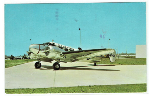 Air Force Beech C-45H Beechcraft Model 18 EXPEDITOR plane posted Scott #1789