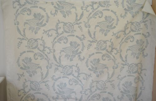 """SWEET VENETIAN STYLE LINEN FABRIC """"IONA"""" BY NOMI SS870"""