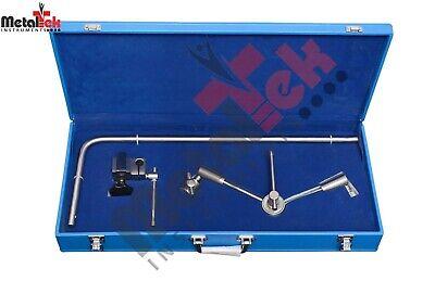 Martins Arm Surgical Retractor Liver System Complete Set Surgical Instruments