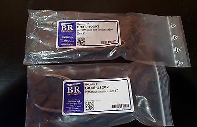 New Br Surgical Br46-10202 And Br46-11202 Nasal Speculum Medium