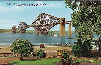 The Forth Bridge & Esplanade, SOUTH QUEENSFERRY, West Lothian