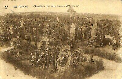 CPA - Belgique -  De Panne - La Panne - Villa Donny