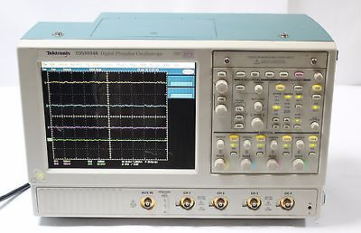 Tektronix Tds 5034b 350 Mhz 5gss Digital Phosphor Oscilloscope