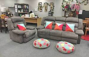DELIVERY TODAY MODERN COMFORTABLE ALL RECLINER 3X1 sofas set Belmont Belmont Area Preview