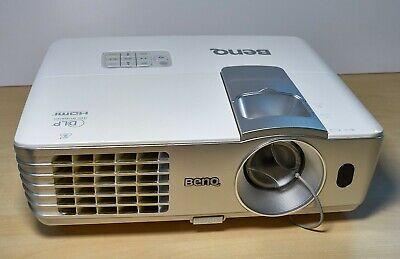 BenQ W1070 DLP 3D Full-HD 16:9 DLP Projektor - Weiß