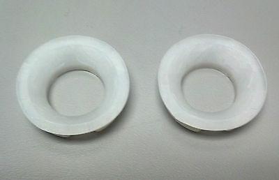 Bunn Ultra Auger Shaft to Hopper Nose Bushings PAIR 32189.0000 BUNN PARTS hard s