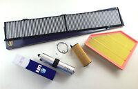 Filtro De Aceite Filtro Aire Carbón Activado Filtro De Combustible Bmw X+ Sdrive -  - ebay.es