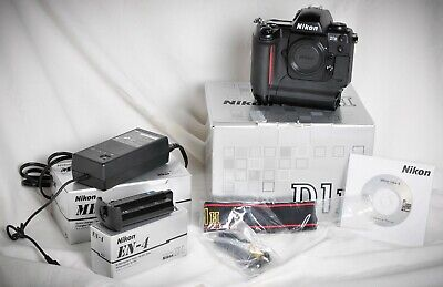 Nikon D1H 2.7MP Digital SLR Camera New!!! With Charger new Battery and more
