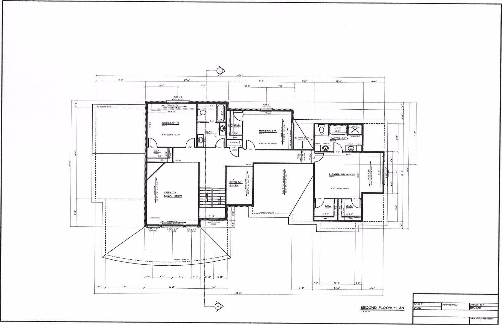 Full set of house plans home design and style for House plan set